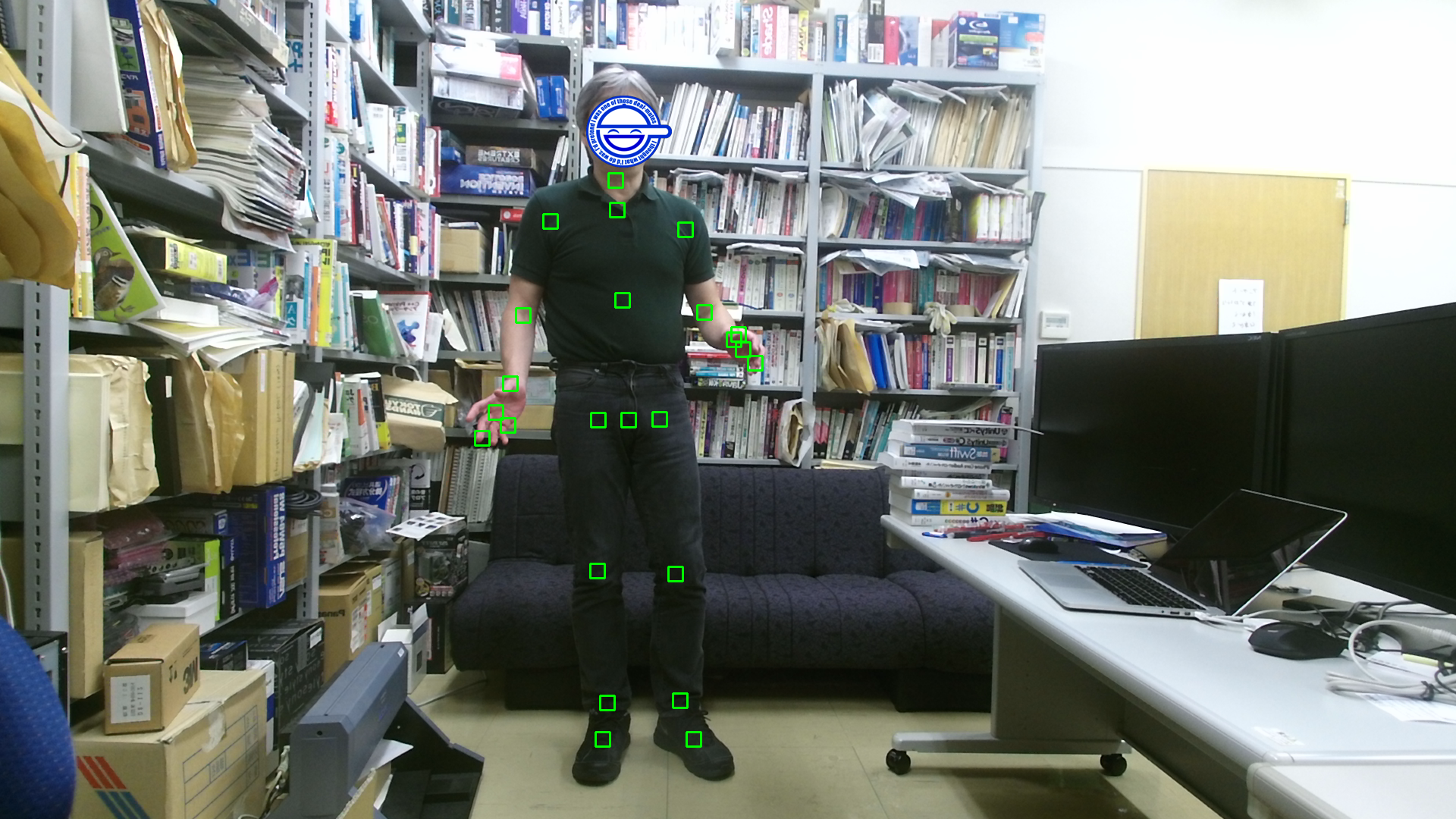 NtKinect: Kinect V2 C++ Programming with OpenCV on Windows10